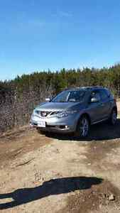 2011 Nissan Murano LE TRADE FOR 4X4 Truck or large SUV