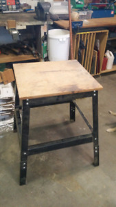 WORK/TOOL STANDS