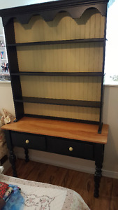 Hutch with sideboard