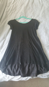 Lululemon short-sleeved blouse- size 6