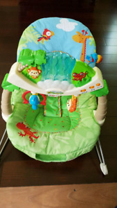 Fisher Price Rainforest Portable Chair