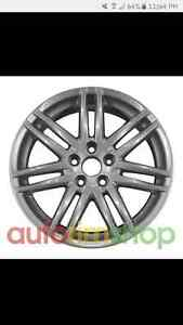 Set of 4 New Toyota Rims