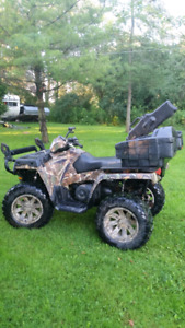 2012 Polaris sportsman 500 h.o