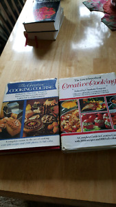 Creative Cooking Cookbooks