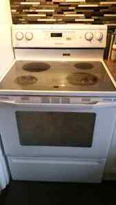 Wanting a Maytag Ceran glass top range for parts