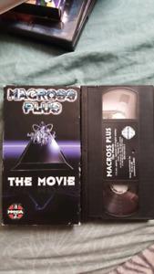 Macross Plus Anime