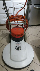 Floor buffer/burnisher/scrubber