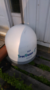 Satellite finder for traile or rv