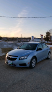 2011 chevy cruze SAFETIED
