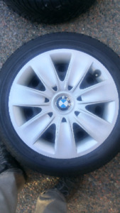 BMW steel Wheel covers