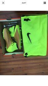 Nike Hypervenom Leather Pro