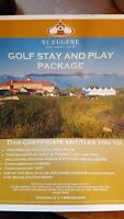 Play and Stay Package for 2 St Eugene