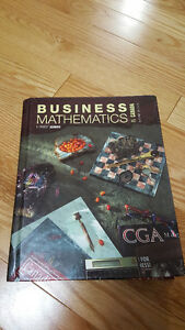Business Mathematics in Canada 2nd AND Basic Marketing 7th ed