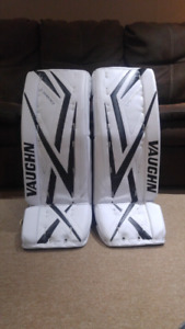 $300 O.B.O Vaughn Vision 9500 32+1 goalie pads