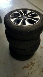 2013 Honda Civic Rims & Winter Tires