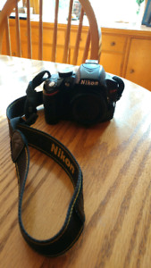 Used Nikon D3200 (Body Only)
