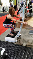 Powerful Vibration Machines with Video Training Programs