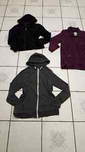 Size 14- 16 and large womens sweaters- Fundraiser- NEGC