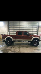 2008 King ranch