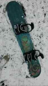 Snowboard for girl  youth. Prince George British Columbia image 1