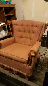 Comfy Rocking Chair, Great condition Peterborough Peterborough Area image 1