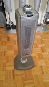 Stanad up Lasko heater prfect condition all funcation & featurs