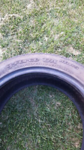 4 All Season tires  235/50/ RZ 18