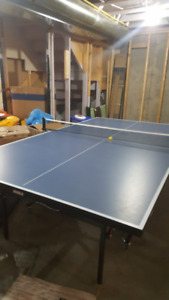 JOOLA Tennis Table used only few times