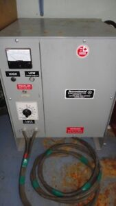 Forklift Battery Charger , International Electric...