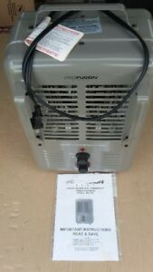 ProFusion   UTILITY  HEATER  with Thermostat