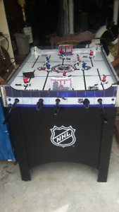 allstar table top hockey game