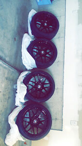 """BMW OEM Rims 19"""" with Tires"""