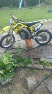 2009 suzuki rmz for sale