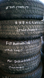 LT265/70R17 Firestone Destination