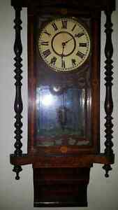 1800s New Haven clock