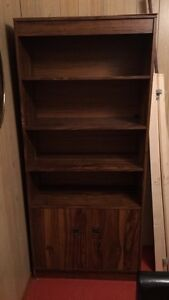 Shelve, cupboard unit
