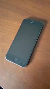 iPhone 5 16Gb with Telus