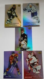 UPPER DECK MACDONALD'S  COMPLETE SET 2005-06 INCL SIDNEY CROSBY