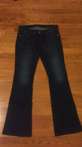 Guess : Foxy Flare Jeans