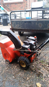 Noma Canadiana 5 hp 23in Snowblower