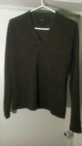 NEW Massimo Dutti and Philosophy Dane Lewis Cashmere  Sweater