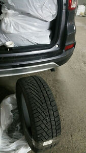 4 winter tires - Continental Extreme Winter Contact