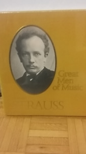 Great Men of Music on Vinyl - Handell and Strauss