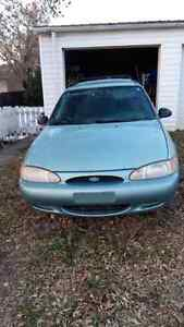 1997 Ford Escort For Sale For Parts or Fix Price OBO