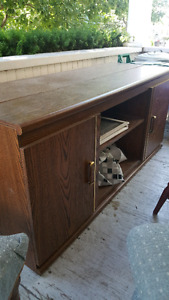 TV or entertainment cabinet