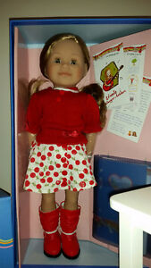 "Maplelea Girl Doll ""Leoni"" and 2 Party Sets (Squamish)"