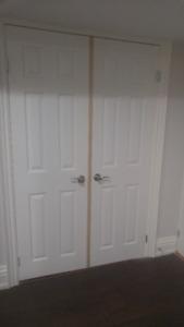 Wooden Door - $25