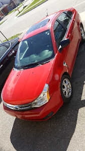 2008 Ford Focus SES,E-tested and Certified !