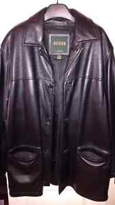 DANIER black leather jacket, ¾ length, for sale Kitchener / Waterloo Kitchener Area image 3