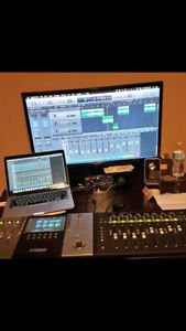 VOCAL RECORDING HOME STUDIO SESSIONS (Mixing & Mastering)